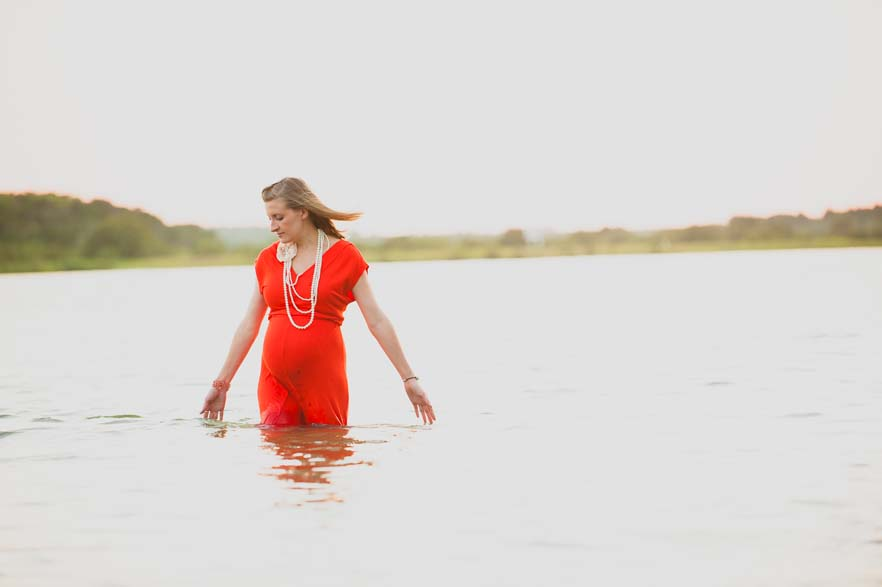 Weber | Maternity at Matanzas Inlet