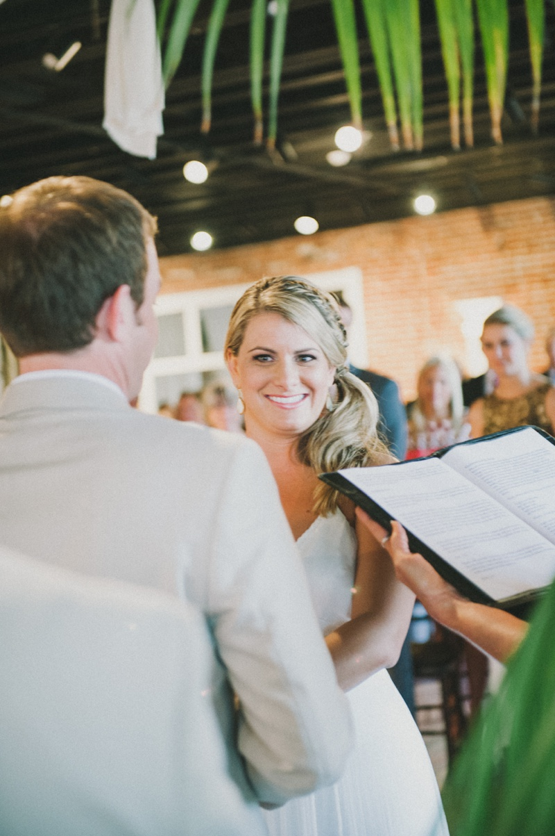 Nick Amp Nicole White Room Wedding St Augustine Fl St