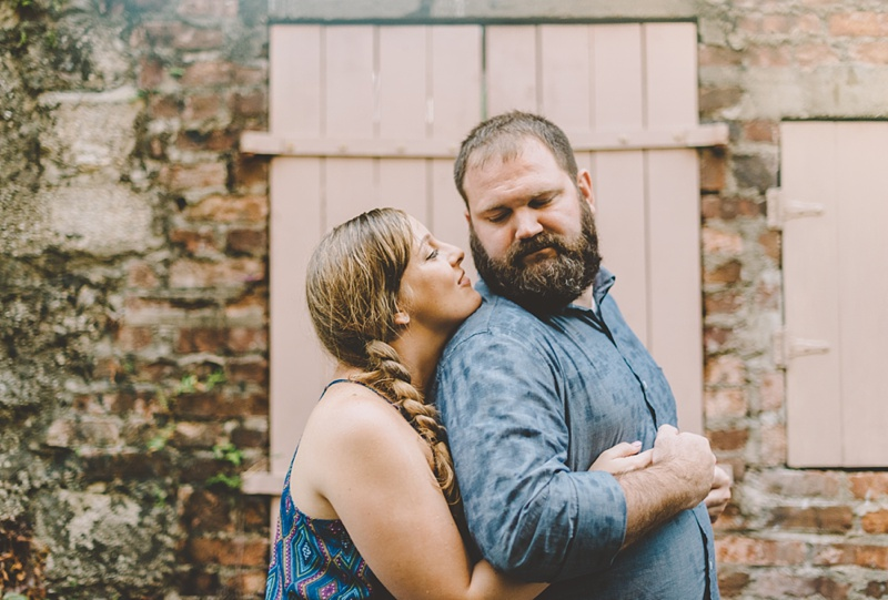 St. Augustine,FL Engagement|Carrie + Kyle