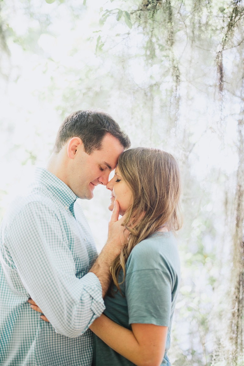 Taylor + TJ | Alpine Groves Engagement