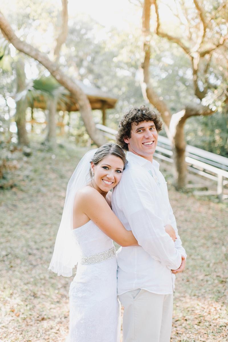Mark + Danielle | Anastasia State Park Wedding | St. Augustine