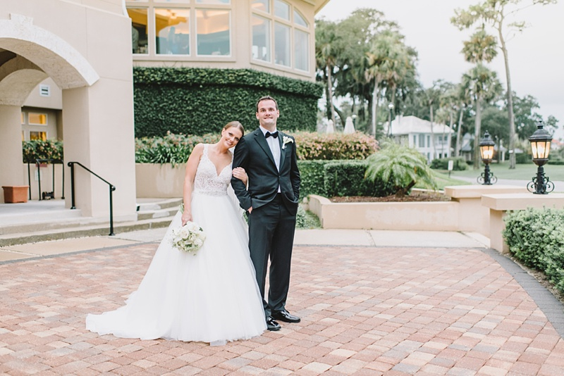 TJ + Taylor | The Plantation | Ponte Vedra Wedding
