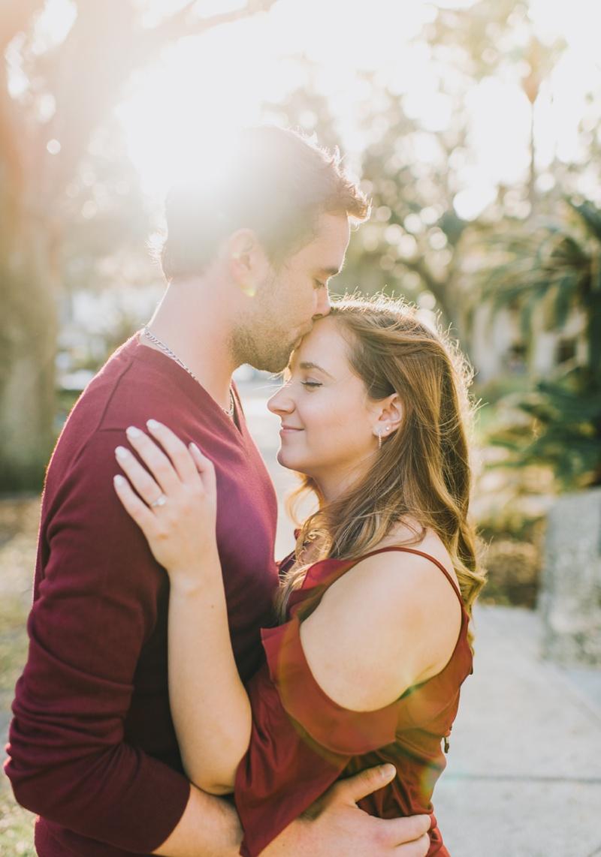 Quinn + Bethany | St. Augustine Engagement