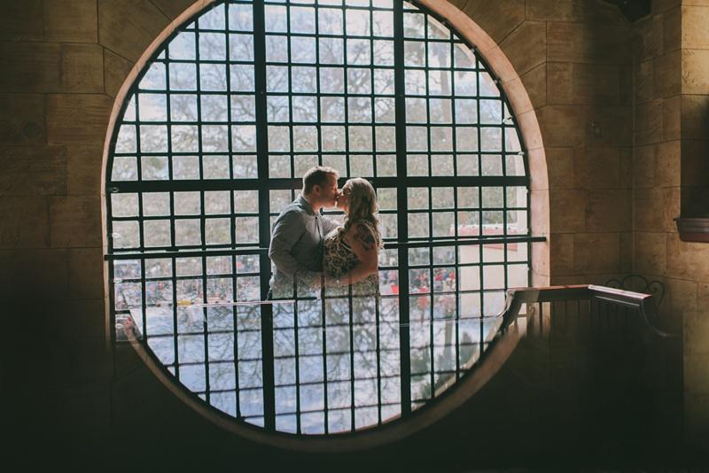 Alycia + Patrick | St. Augustine FL Engagement
