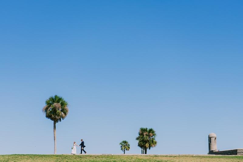 "Brandi + Ashley | ""The Raintree"" St. Augustine Wedding"