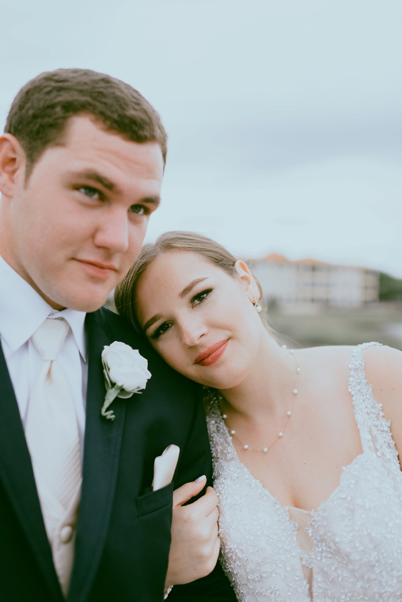 Caitlyn + Spencer | Fountain of Youth St. Augustine Wedding