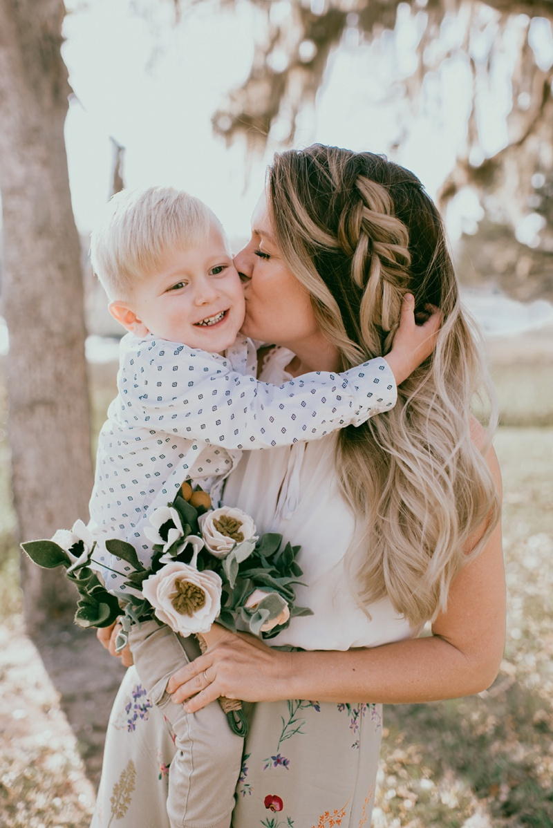 Mother's Day Mini Session | St. Augustine Photographer