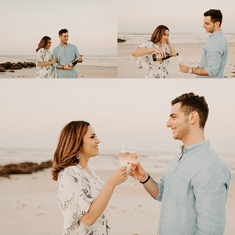 mickler beach, jacksonville wedding photographer, mickler beach engagement, st. augustine wedding photographer, florida wedding, destination wedding photographer
