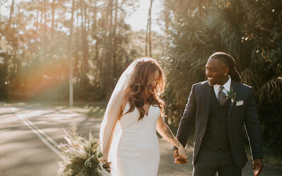 Lewis & Kristen | Parlor Room Wedding
