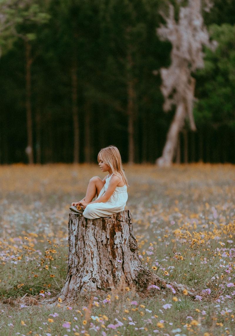 Hampton,FL Flower Field Mini Sessions | St. Augustine Lifestyle Photographer