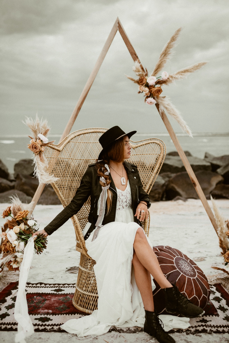 Styled Session | Adventure Elopement Vilano Beach,FL