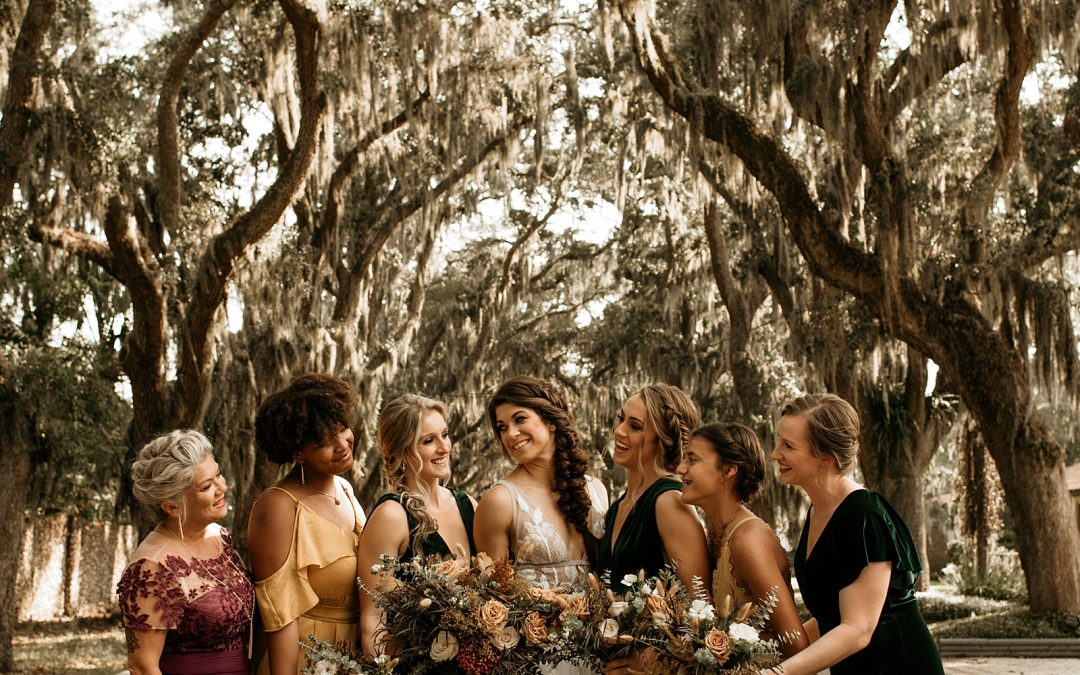 Cassie & Louis | Fountain of Youth Wedding